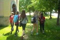Školní výlet 7. třídy - Králíky