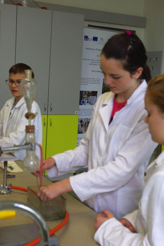 Chemické laboratoře