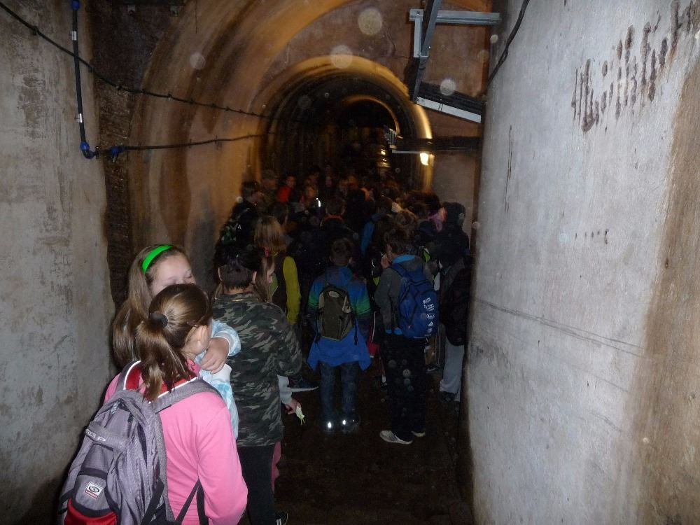 Exkurze na pevnost Bouda