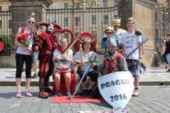 Výlet do Prahy