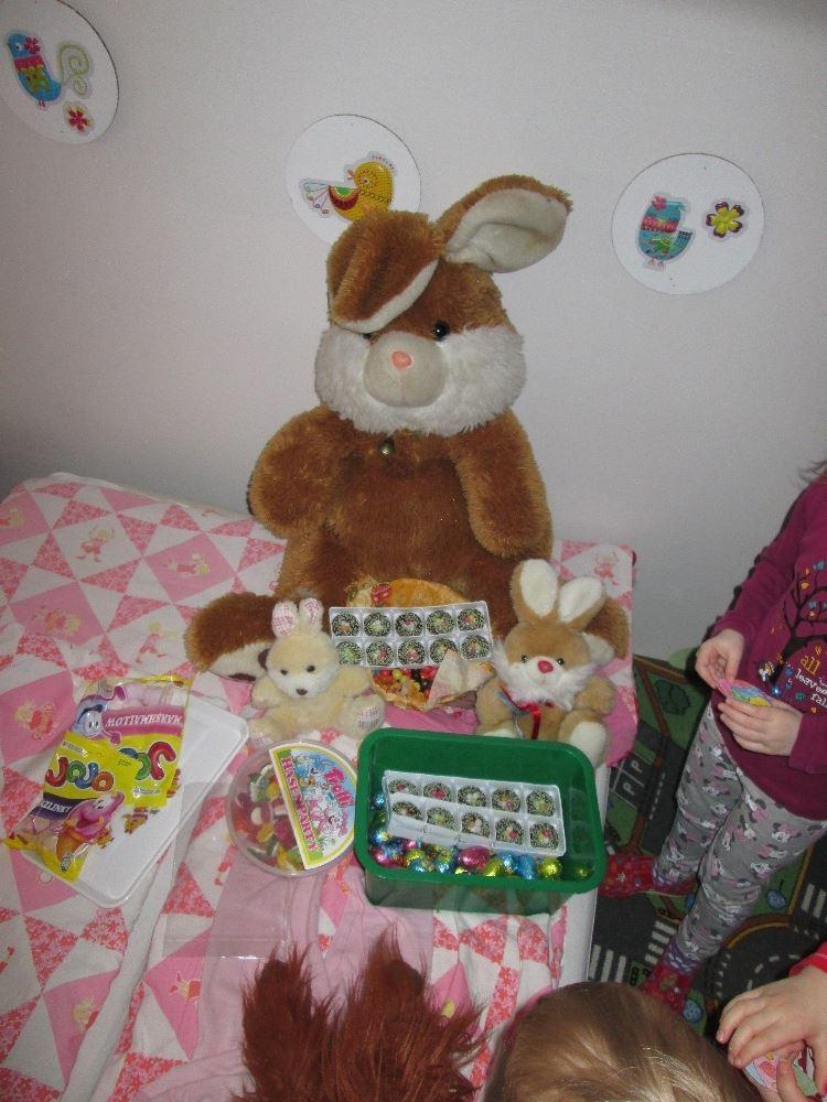 Výprava za pokladen Velikonočního králíka