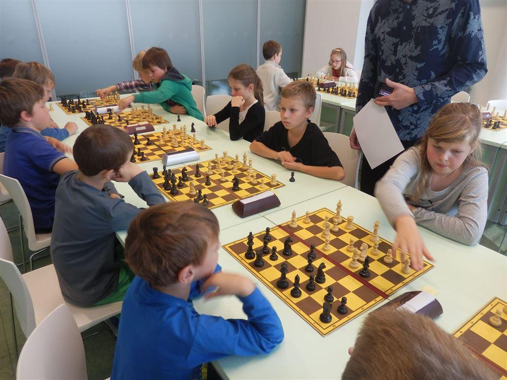 Krajský přebor v rapid šachu Olomouc - 2014