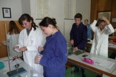 Moje první setkání s praktickou chemií