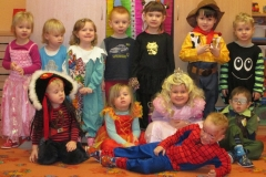 Náš karnevalový týden ve školičce
