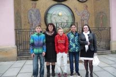 Návštěva Moravského divadla