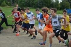 Okrskové kolo v přespolním běhu