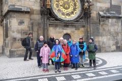 Praha exkurze