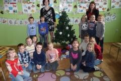 Školní vánoční besídky