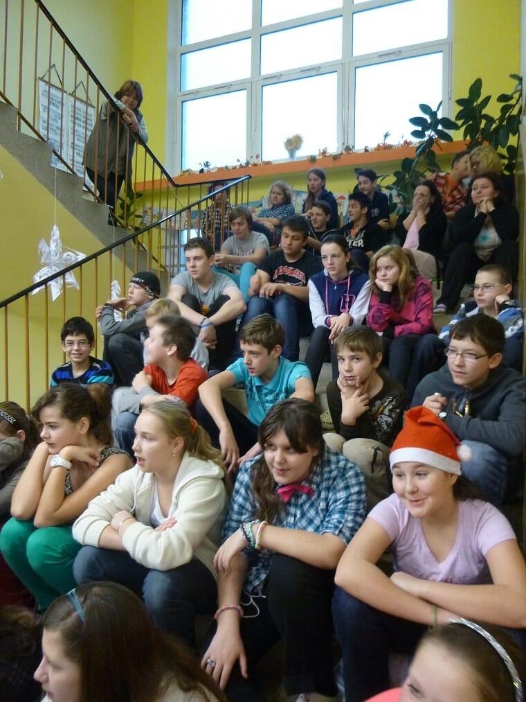 Zpívání na schodech – 2014